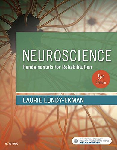 Neuroscience: Fundamentals for Rehabilitation, 5e por Laurie Lundy-Ekman PhD  PT