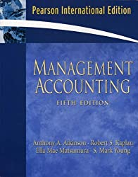 Management Accounting by Anthony A. Atkinson (2007-06-15)