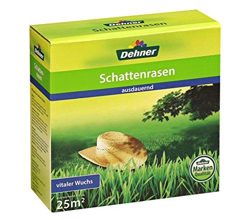 Dehner Saatgut, Schattenrasen, 0.63 kg, für ca. 25 qm