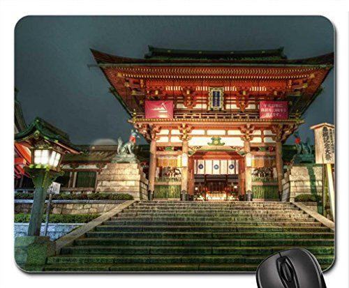 Japanese Tempel Mouse Pad, Mousepad (Religious Mouse Pad)