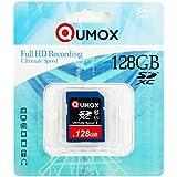 QUMOX 128GB Go SDXC MEMORY CARD carte mémoire CLASS 10 UHS-I Grade 1