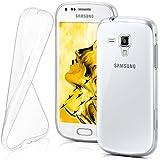 Cover di protezione Samsung Galaxy S Duos / S Duos 2 Custodia Case silicone sottile 0,7mm TPU   Accessori Cover cellulare protezione   Custodia cellulare Paraurti Cover Traslucida Trasparente CRYSTAL-CLEAR