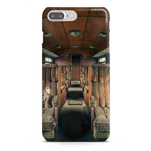 artboxONE Apple iPhone 7 Plus Premium-Case Handyhülle Holzklasse von Michael Schwan