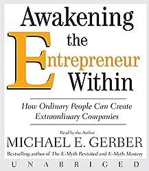 Awakening the Entrepreneur Within CD by Michael E. Gerber (2008-03-04)