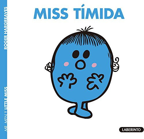 Miss Tímida (Mr. Men & Little Miss) por Roger Hargreaves