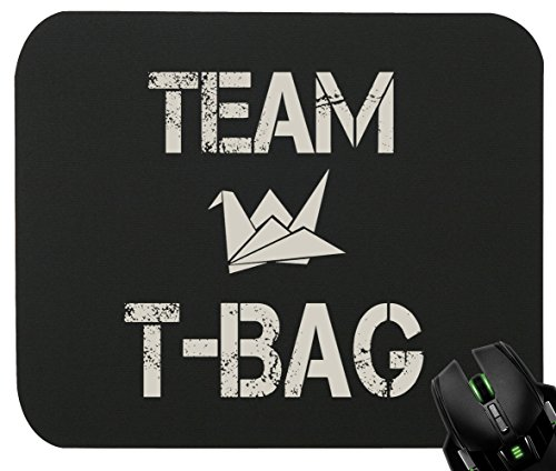 Touchlines Merchandise TLM Team T-Bag Mauspad für Gaming und Grafikdesign 230x190x5mm