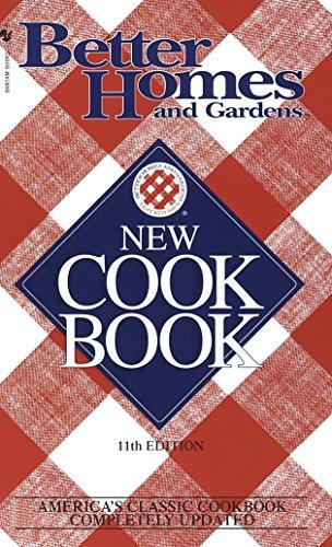 Better Homes & Gardens New Cookbook: 11th Editio