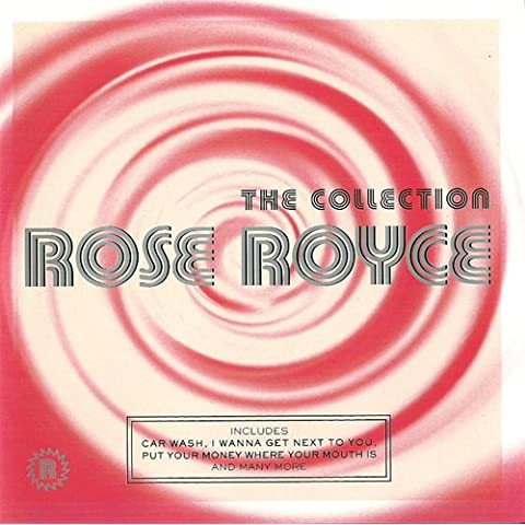 incl. I'm Going Down (CD Album Rose Royce, 15 Tracks)