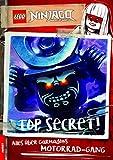LEGO NINJAGO - TOP SECRET! Alles über Garmadons Motorrad-Gang