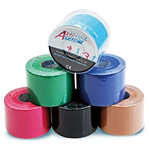 Aktimed TAPE CLASSIC – Physio Tape für kinesiologisches Taping – 1 Stück – 5cm x 5m