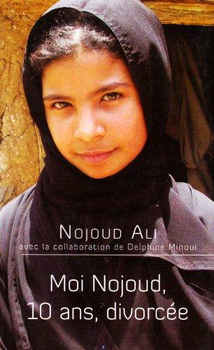 Moi Nojoud, 10 ans, divorce