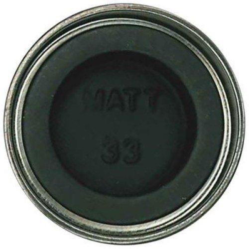 humbrol-14ml-no-1-tinlet-enamel-paint-33-black-matt
