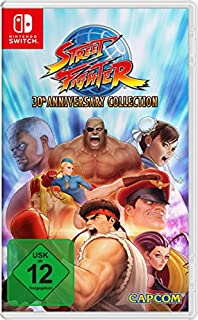 Street Fighter Anniversary Collection [Nintendo Switch] (B07B62TYLB) | Amazon Products