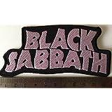 Aufnäher Black Sabbath Aufbügler 12 cm