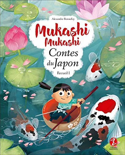 Mukashi Mukashi - Contes du Japon Edition simple Tome 1