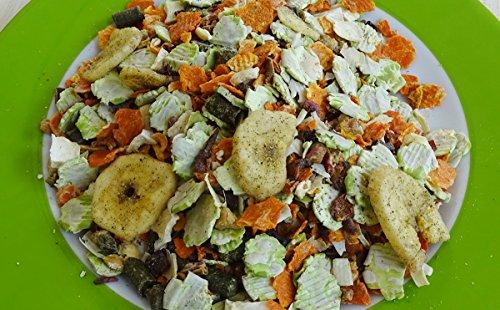 10 kg My Choice Hunde BARF Ergänzungsfutter Obst + Gemüse Flocken | getreidefrei