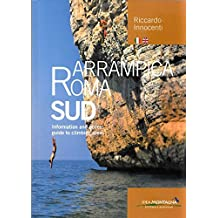 Arrampica Roma Sud: Information and access guide to climbing areas