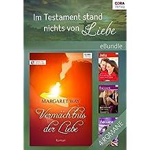 Im Testament stand nichts von Liebe (eBundles)