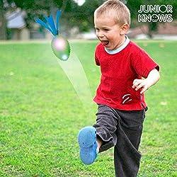 Junior Knows - Peonza LED Futbolera Junior Knows - V0300588