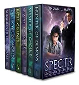 SPECTR: The Complete First Series (SPECTR Box Sets Book 1)