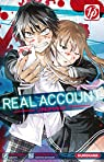 Real Account - tome 13 par Watanabe