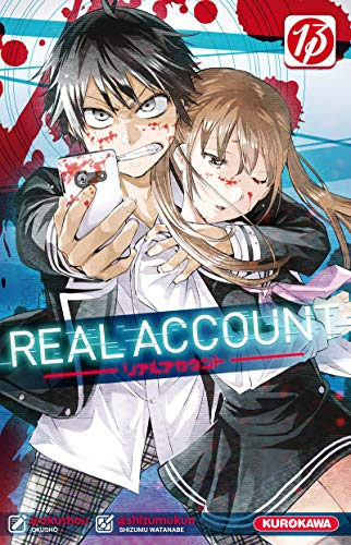 Real Account Edition simple Tome 13