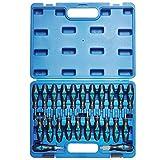 KRAFTPLUS® K.223-6023 Universal Entriegelungswerkzeug-Satz ISO KFZ/Auspinwerkzeug - 23-TLG.