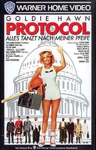 Protocol - Alles tanzt nach meiner Pfeife [VHS]: Goldie