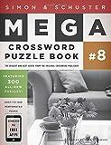 Simon & Schuster Mega Crossword Puzzle Book #8 (Simon & Schuster Mega Crossword Puzzle Books)