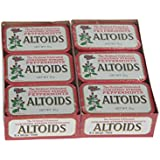 Altoids Pepper Mints, pack de 12 (12 x 50 g)