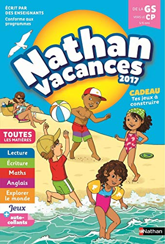 [EPUB] Nathan vacances 2017 - de la grande section vers le cp - cahier de vacances