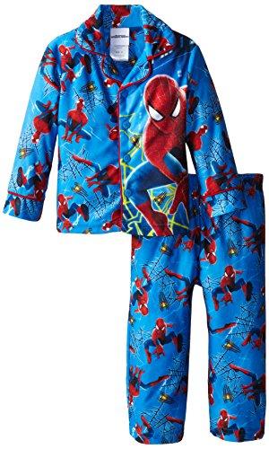 Marvel Ropa (Marvel Jungen Schlafanzug Mehrfarbig Multi)