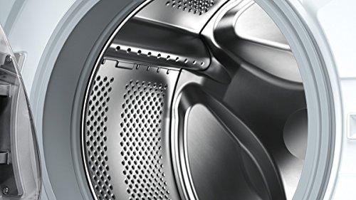 Bosch WAN280ECO Serie 4 Waschmaschine FL / A+++ / 137 kWh/Jahr / 1400 UpM / 6 kg / AquaStop-Schlauch / weiß - 5