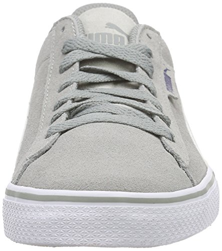 Puma Puma 1948 Vulc, Unisex-Erwachsene Sneakers Grau (limestone gray-white 01)