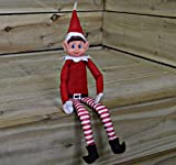 eBuy GB Elfi Behavin 'Mal - 30,5 cm Vinyl Faced Naughty Elf Doll