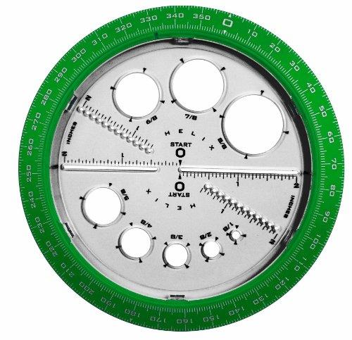 Helix Winkel und Kreis Maker (36002) (Kreis Maker)