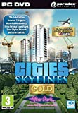 Cities Skylines Gold After Dark (PC DVD)