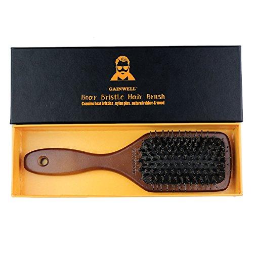gainwell-cepillo-de-pelo-de-cerdas-de-jabali-100-naturales-con-mango-de-madera-para-todo-tipo-de-cab