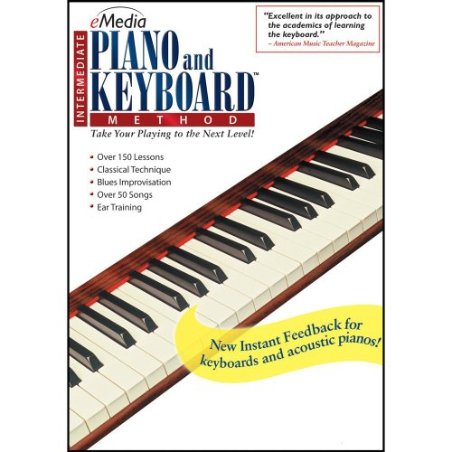 Price comparison product image eMedia Piano Keyboard Method Deluxe  [Download]