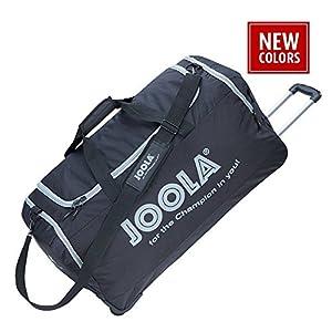 JOOLA Rollbag Tt-rolltasche, Schwarz/Grau