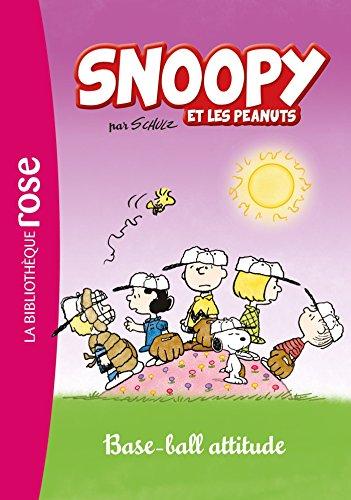 Snoopy 04 - Base-ball attitude