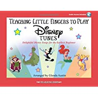 Teaching Little Fingers to Play Disney Tunes (Book & CD)