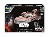 Revell 06050 Modellbausatz X-34 Landspeeder Star Wars 1:14 Limited Edition Set