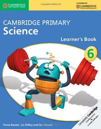 Cambridge primary science. Learner's book. Stage 6. Con espansione online. Per la Scuola elementare