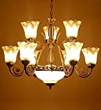 WhiteRay Imported Antique Design Modern chandelier