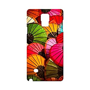 BLUEDIO Designer Printed Back case cover for Samsung Galaxy Note 4 - G0163