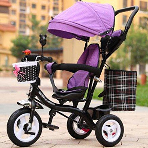 Carrito bebé Triciclo niños Bicicletas bebé Hombres
