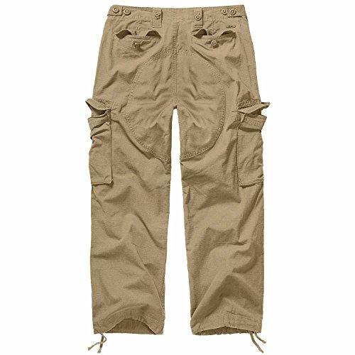 Brandit - Pantalon - Cargo - Homme Beige - Camel