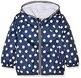 Chicco Baby-Mädchen Jacke 09087296000000, Blau (Blu Scuro 088), 56 (Hersteller Größen:56)