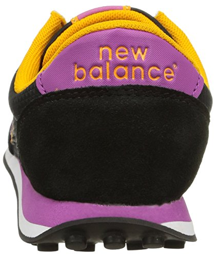 New Balance WL410 B, Baskets mode femme Noir (Cpb Black)
